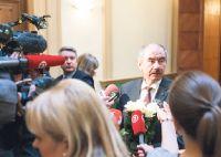 Foto:  Saeimas preses dienests