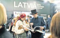 Foto: TOMS HARJO / PLATFORMAI  LATVIAN LITERATURE