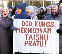 Foto: IEVA LEINIŠA/LETA