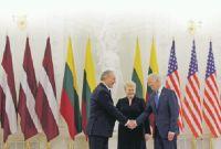 Foto: Toms KALNIŅŠ, Latvijas Valsts prezidenta kanceleja
