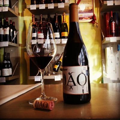 Jauns vīns no Dão reģiona