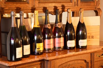 Drappier šampanietis Magnum