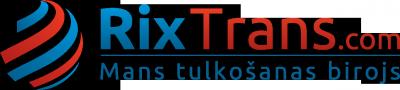 Mans tulkošanas birojs RixTrans Ltd